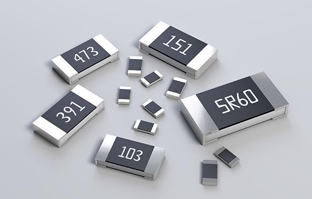 厚膜貼片排阻-凸式電極