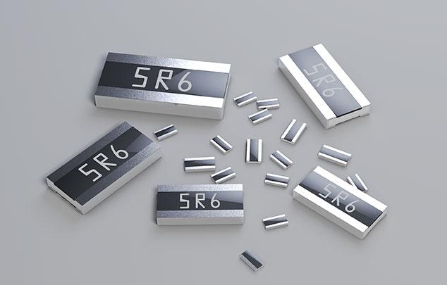 寬電極厚膜貼片電阻